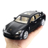 Машинка коллекционная ТК Union Group Porsche Panamera металлическая моделька игрушка открываются двери 1:24 Черный (7873543)