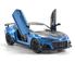 Коллекционная машинка ТК Union Group Chevrolet Camaro моделька металлическая игрушка 1:24 Синий (9122749)