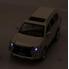Машинка коллекционная ТК Union Group Лексус LX 570 металлическая моделька игрушечная с подсветкой фар 1:24 Белый (4090484)