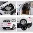 Машинка коллекционная моделька ТК Union Group Ауди Q7 металлическая игрушечная с подсветкой фар 1:24 Белый (2155188)