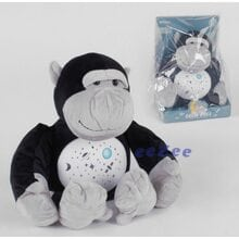 Игрушка ночник детский Mebkid No110 Горилла со световыми и звуковыми эффектами