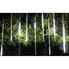 Гирлянда светодиодная уличная Сосульки City Метеоритный Дождь 8 плафонов по 50 см новогодняя Белый (48136)