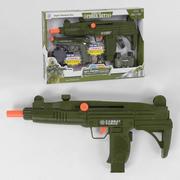 Военный игровой набор детский CH Toys Combat с автоматом и аксессуарами Хаки (r492132)