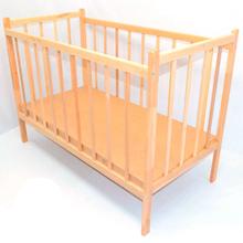 Детская кроватка For Baby №1 деревянная Ольха