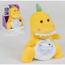 Игрушка ночник детский Funmuch No62 Динозаврик с проектором и мелодиями