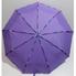 Зонт женский автомат Banders ba02075 складной 9 спиц Фиолетовый